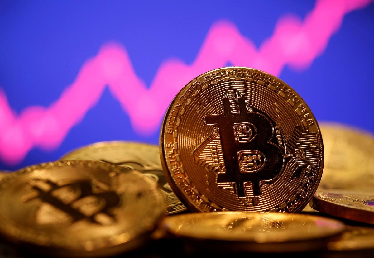 Σε επίπεδα ρεκορ το bitcoin