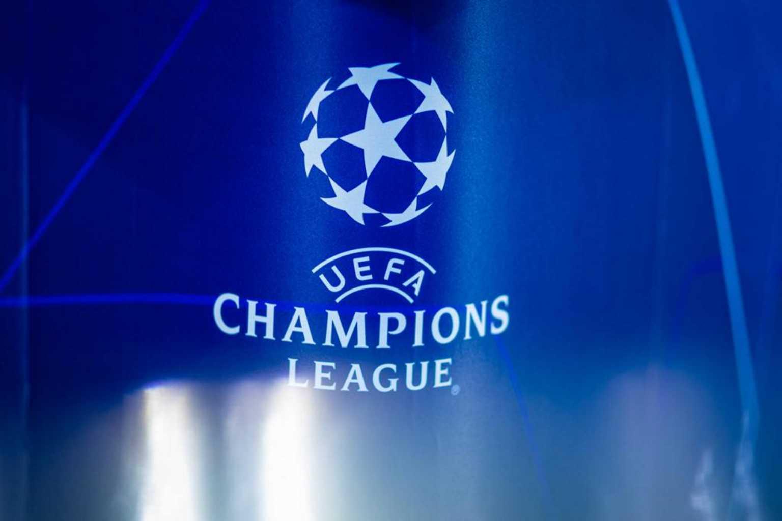 Η μπάλα του Champions League για τη νέα χρονιά