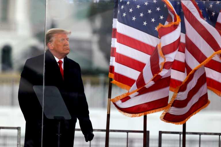 ΗΠΑ: Αρχίζει η δεύτερη δίκη του Τραμπ στη Γερουσία – Επιμένει ότι η διαδικασία είναι αντισυνταγματική