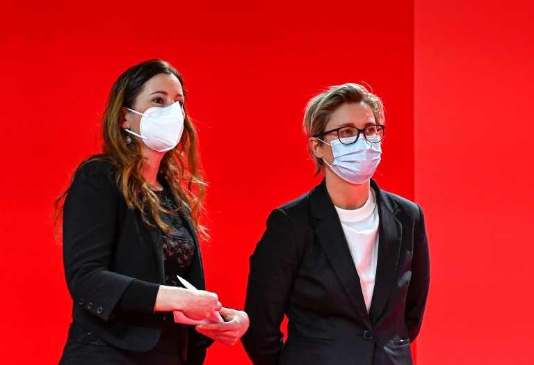 Die Linke: Γιανίνε Βίσλερ και Σουζάνε Χένινγκ-Βέλσοβ οι νέες αρχηγοί της Αριστεράς