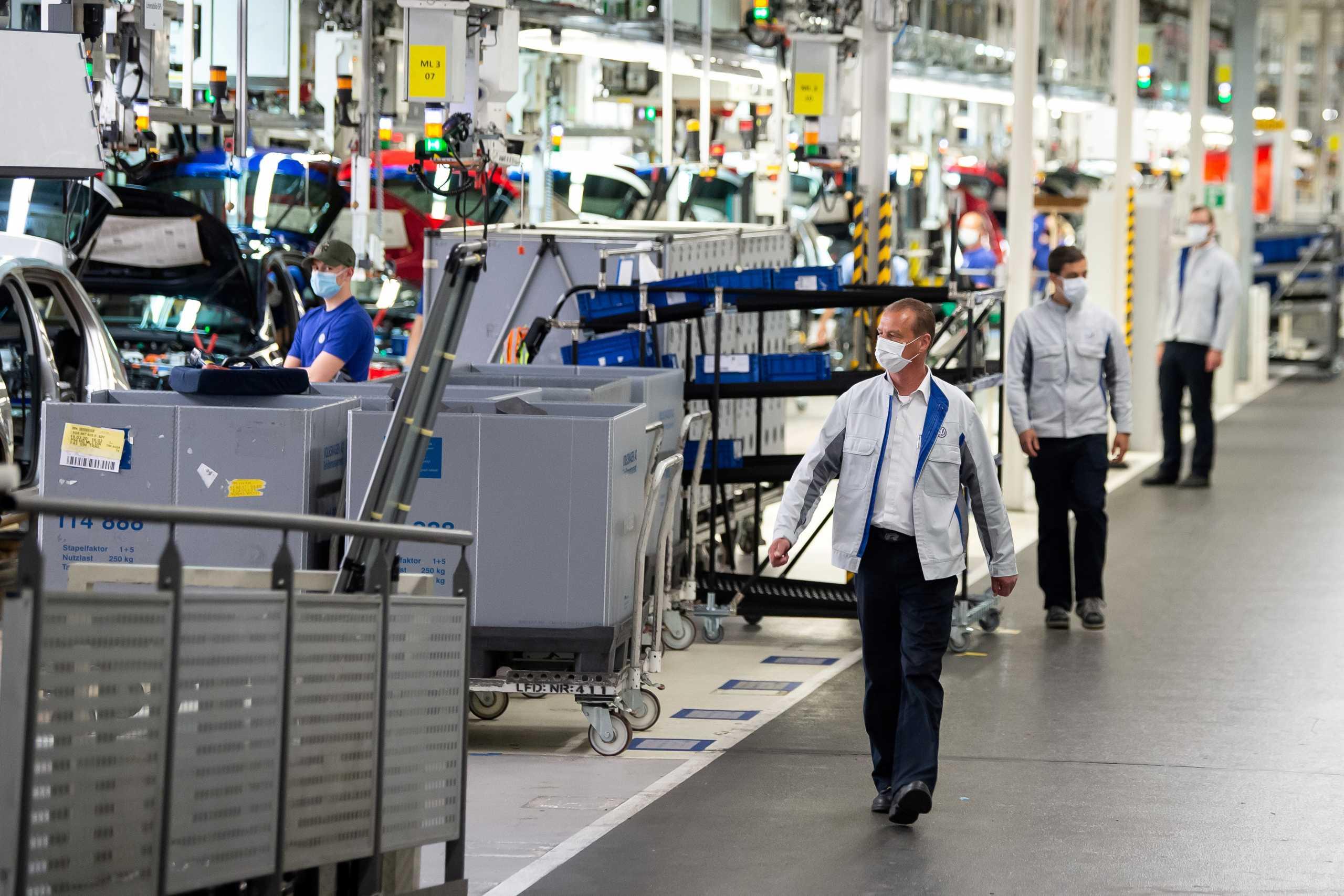 Ευρωζώνη: Σταθερό στο 8,3% το ποσοστό ανεργίας τον Δεκέμβριο