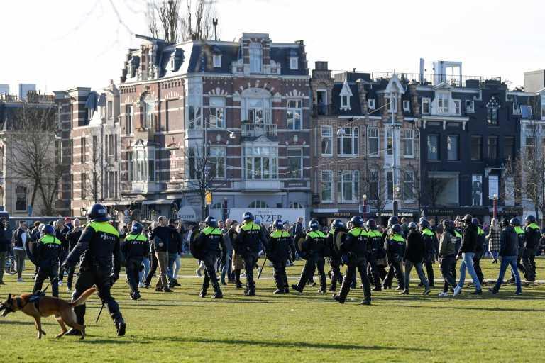 Νόμιμη η νυχτερινή απαγόρευση στην Ολλανδία και με τη «βούλα» του Εφετείου