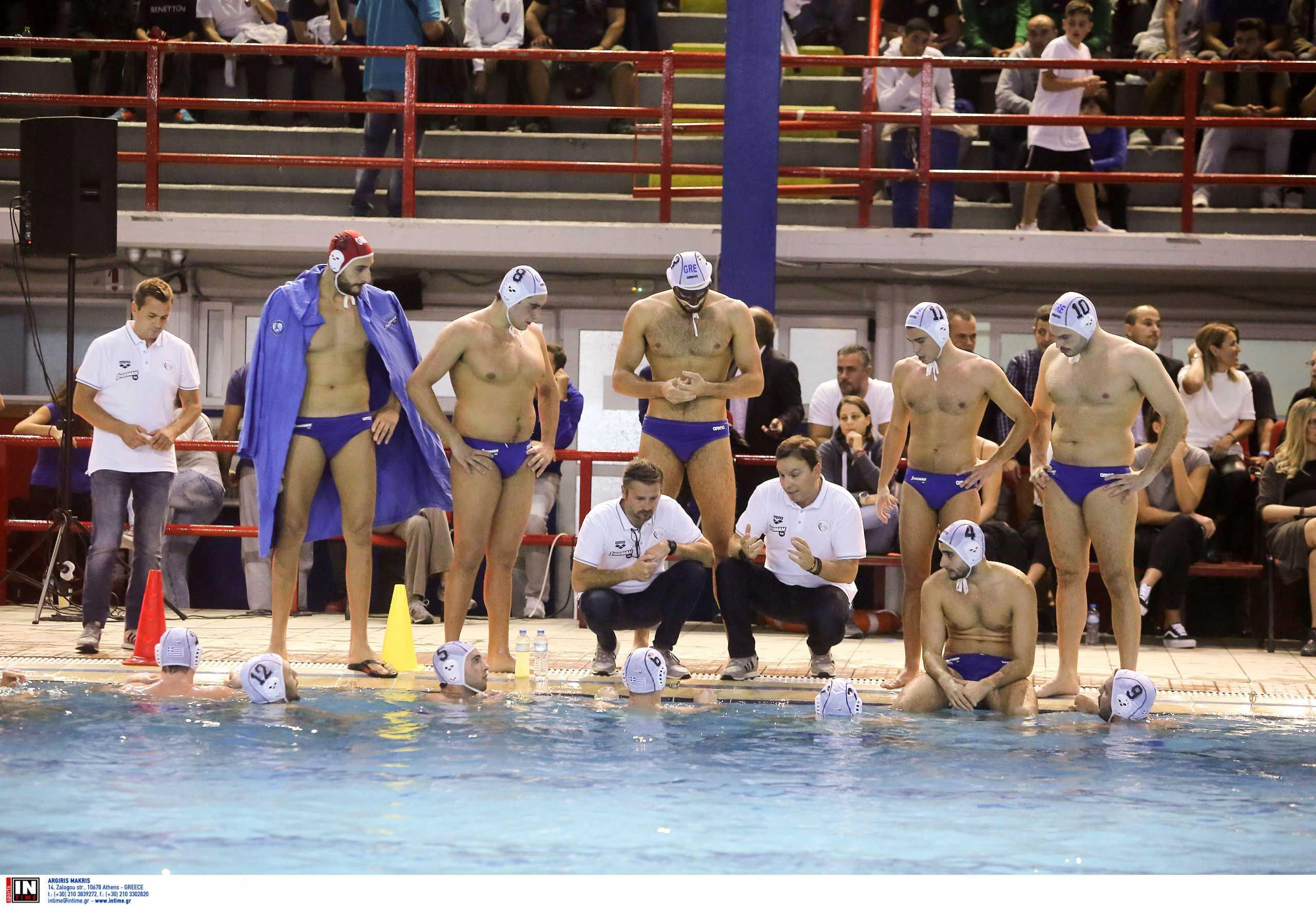 Ελλάδα – Γαλλία: «Ζωντανή» η Εθνική για τους Ολυμπιακούς Αγώνες μετά από «θρίλερ»