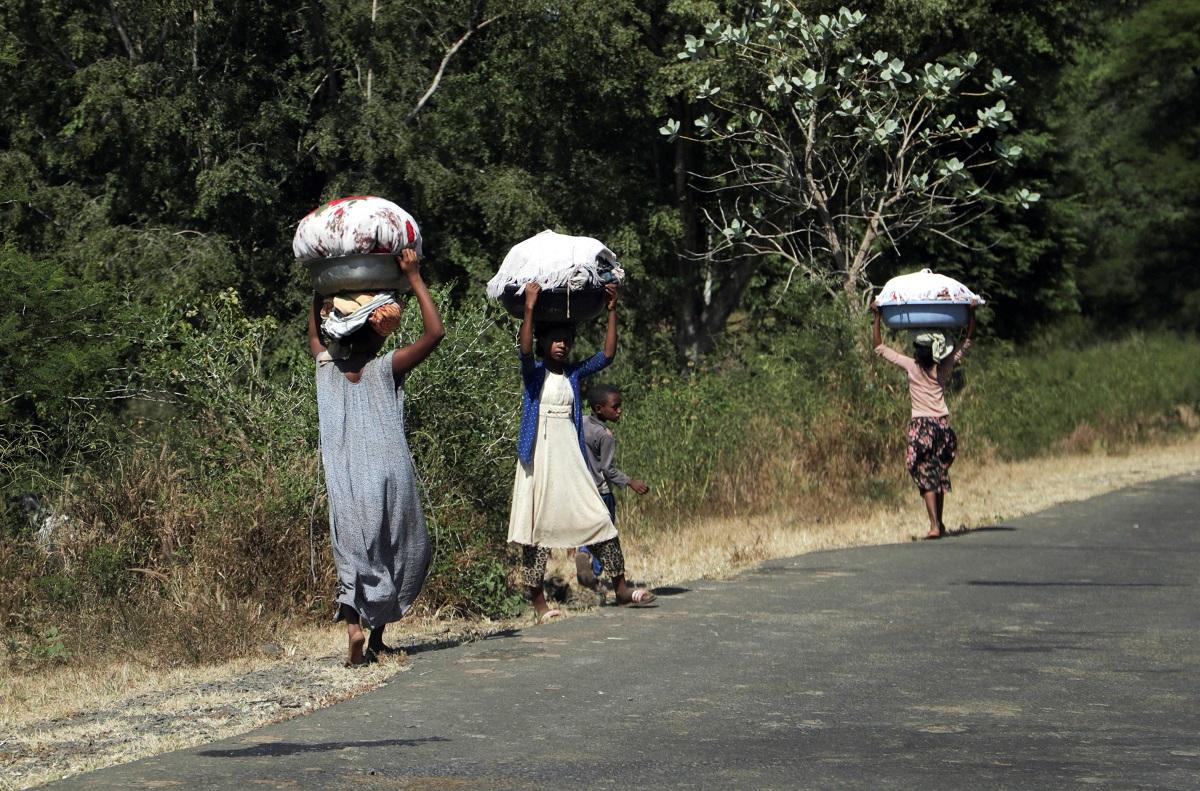 Αιθιοπία: Η κυβέρνηση επιβεβαιώνει εκτεταμένους βιασμούς στην επαρχία Τιγκράι