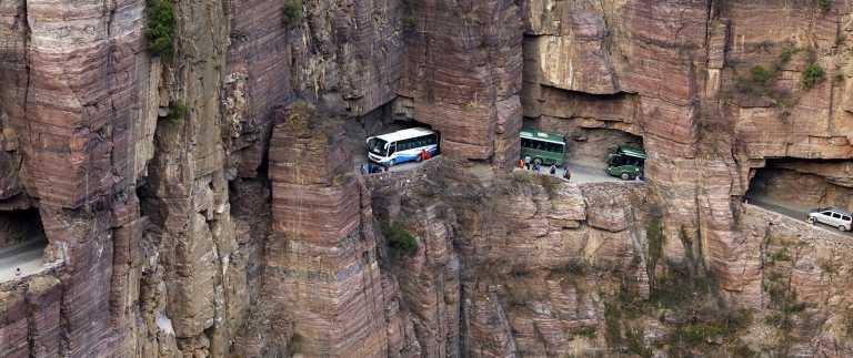 Οι δέκα πιο επικίνδυνοι δρόμοι στον κόσμο! [pics]