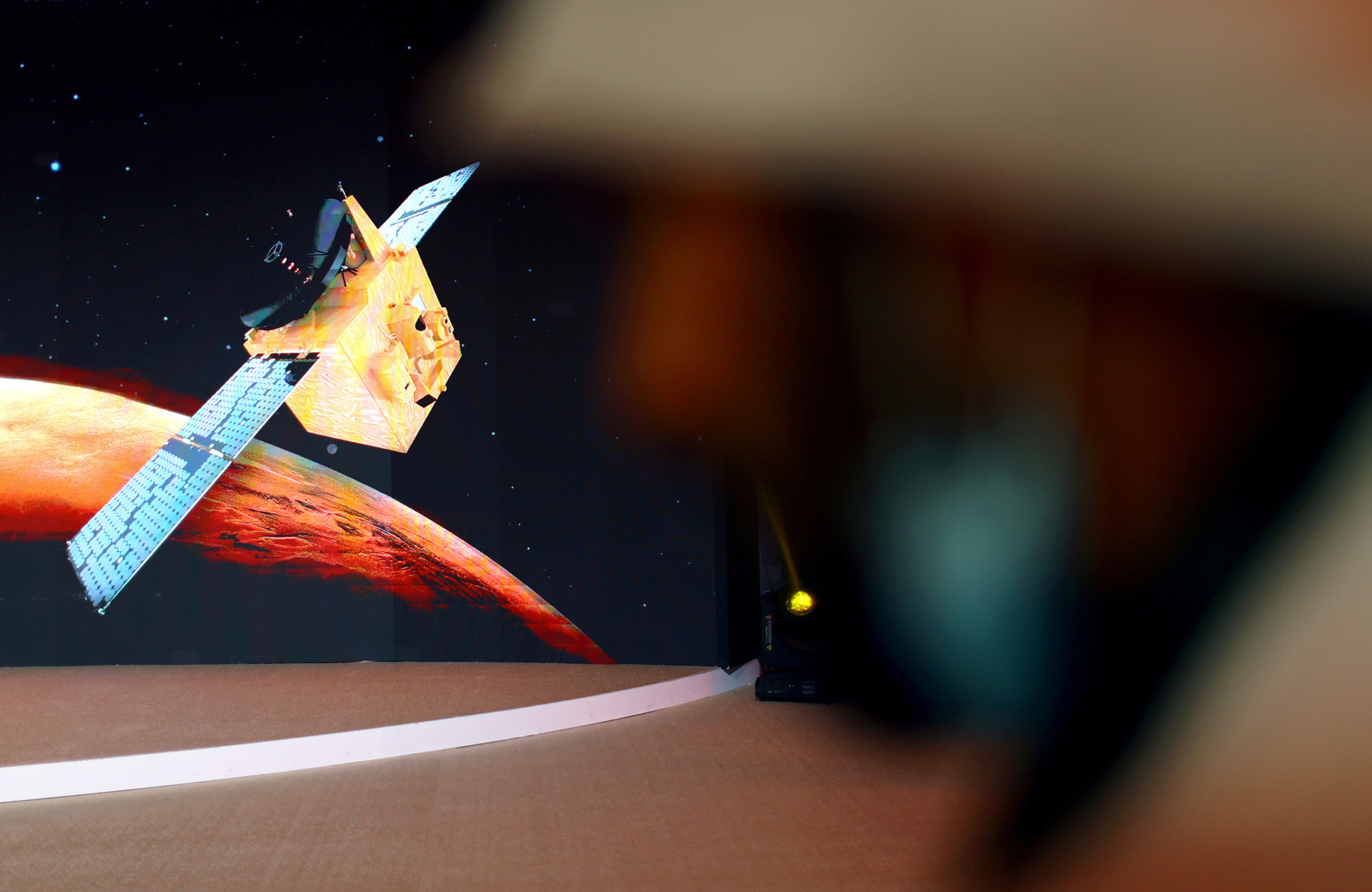 Σε τροχιά γύρω από τον Άρη το πρώτο αραβικό ρομποτικό σκάφος