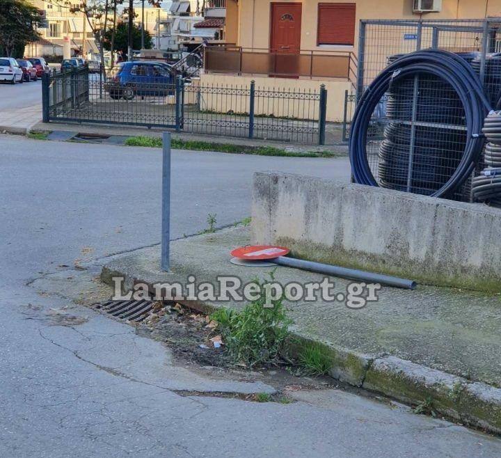 Λαμία: Ρίσκαραν και έστησαν ολόκληρη επιχείρηση για να κλέψουν το ποδήλατο που θα δείτε (pics)