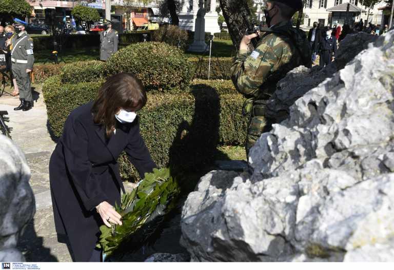 Κατερίνα Σακελλαροπούλου: Με επίσκεψη στην Ιστορική Εβραϊκή Συναγωγή αποχαιρέτησε τα Ιωάννινα