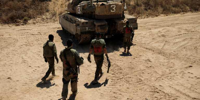Merkava: Αυτό είναι το επιβλητικό τεθωρακισμένο άρμα μάχης – «προστάτης» του Ισραήλ [pics]