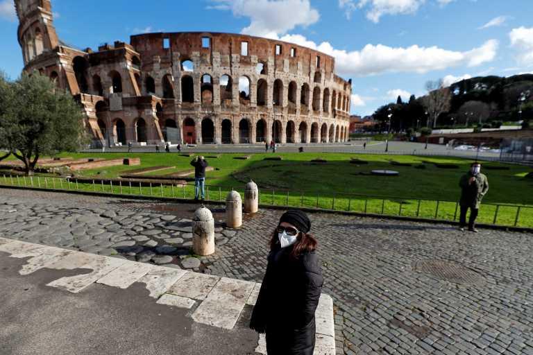 Ιταλία – Κορονοϊός: 17.455 νέα κρούσματα και 192 νεκροί