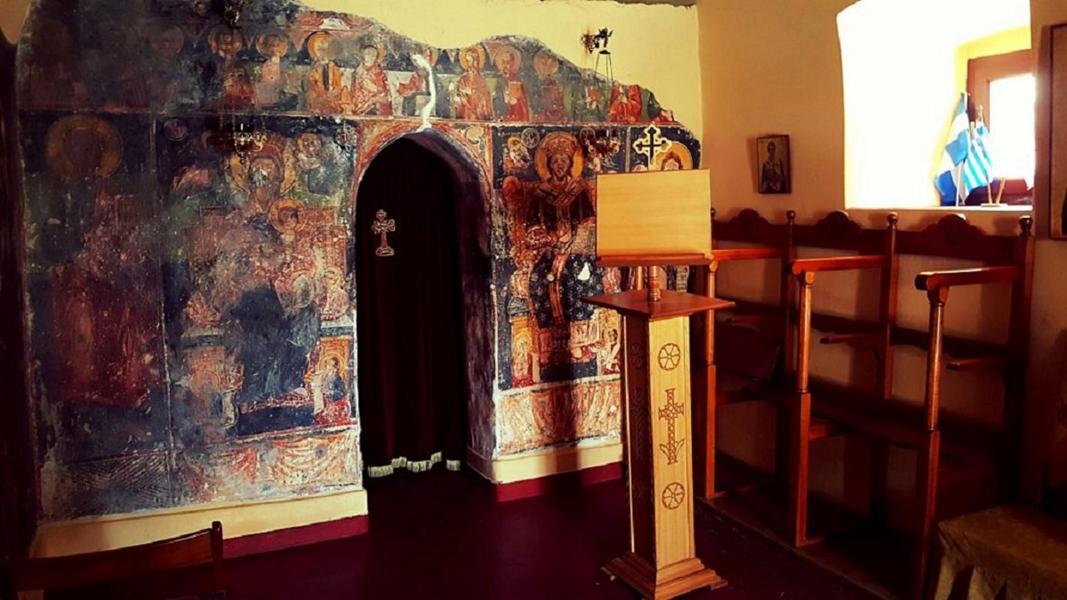 Μοναστήρι στη Λάρισα φτιάχνει φωτοβολταϊκό σταθμό!
