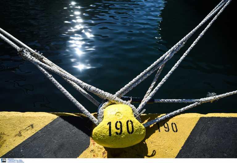 Εισροή υδάτων στο πλοίο «Μυτιλήνη» – Έχει πάρει μικρή κλίση