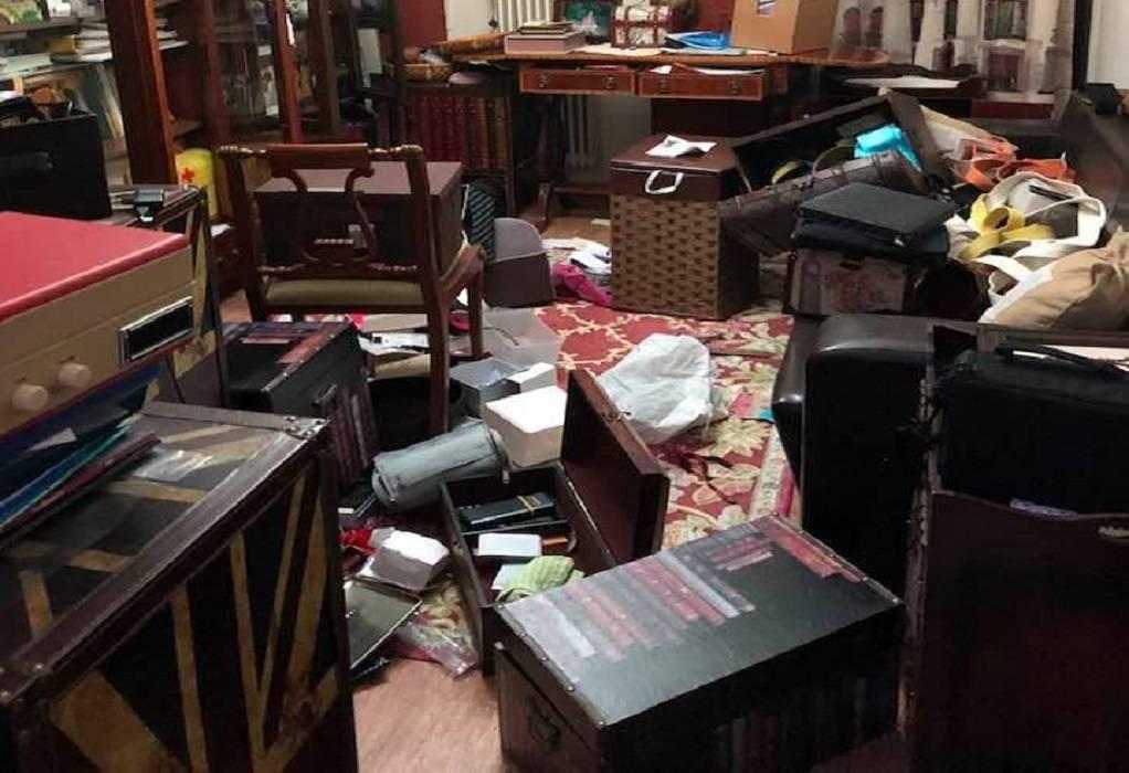 Θεσσαλονίκη: Οι διαρρήκτες έκαναν αγνώριστο και άφησαν το σπίτι της γυναίκας σε αυτή την κατάσταση (pics)
