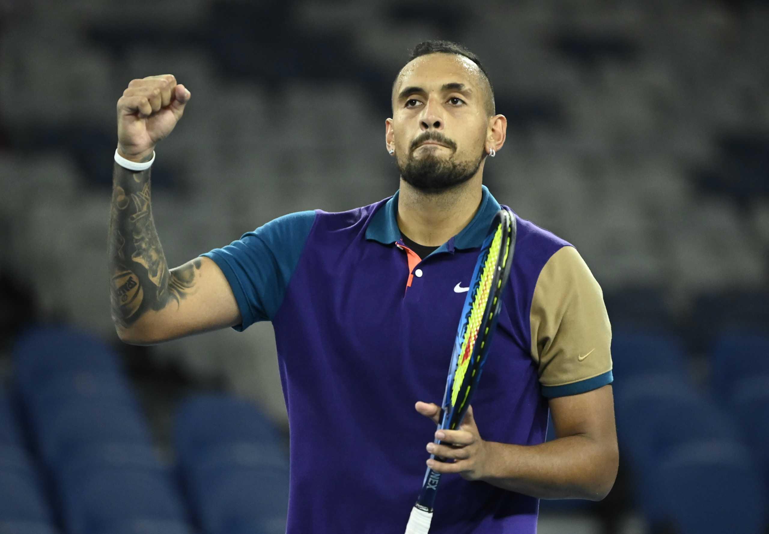 Australian Open: Πρόκριση για Κύργιο με νεύρα και «μαγεία» (videos)