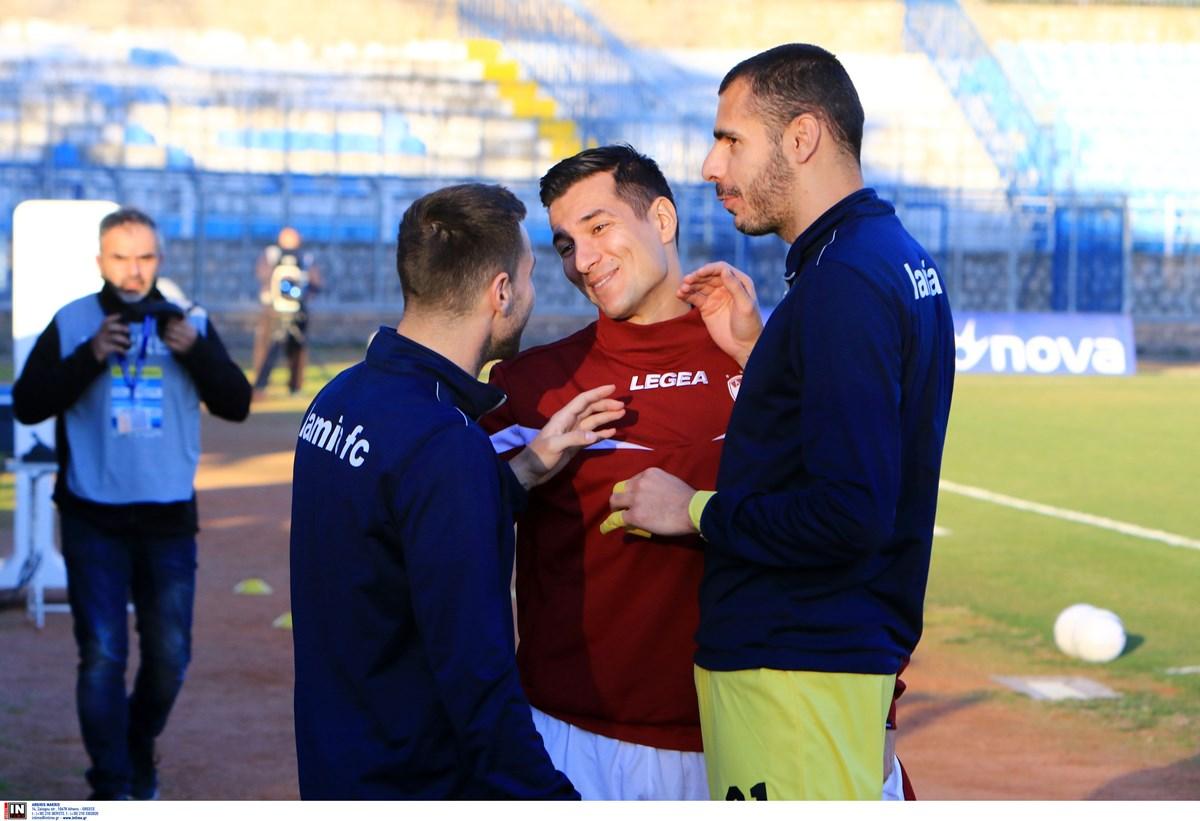 Superleague: Απαλλάχθηκε η ΑΕΛ, θα οριστεί το ματς στη Λαμία