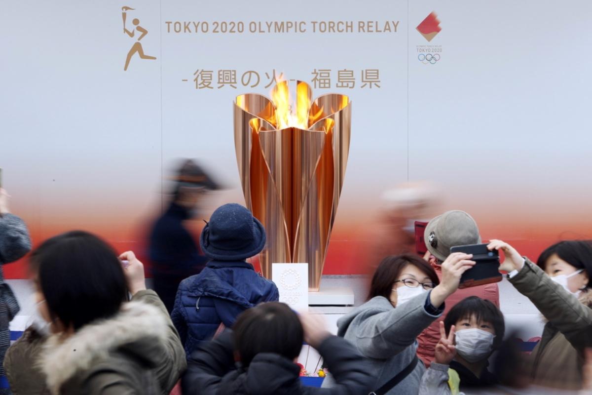 Ολυμπιακοί Αγώνες Τόκιο: Η Λαμπαδηδρομία θα ανασταλεί σε περίπτωση κοσμοσυρροής
