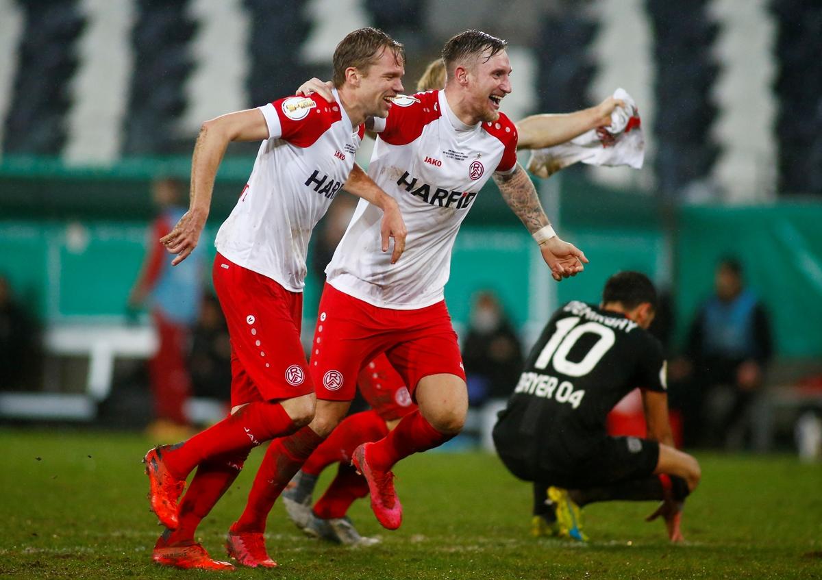 Έκπληξη μεγατόνων στο Κύπελλο Γερμανίας,  αποκλεισμός για Λεβερκούζεν από ομάδα Δ' κατηγορίας (video)
