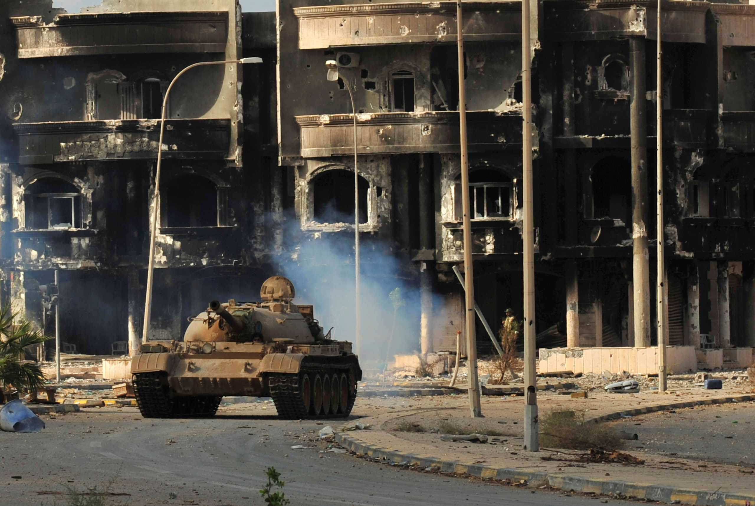 Λιβύη: Ο ΟΗΕ ζητά έρευνα για τον θάνατο παιδιού σε επίθεση με ολμοβόλα