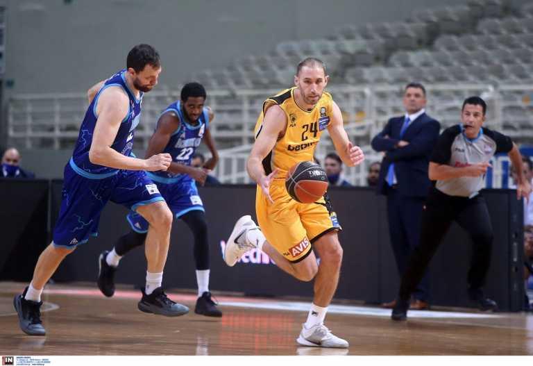 Basket League: Η ΑΕΚ αντικατέστησε Μέικον με Λοτζέσκι
