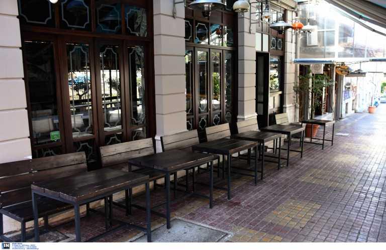Lockdown: «Λουκέτο» για μια στις δυο επιχειρήσεις βλέπει ο Εμπορικός Σύλλογος Αθηνών