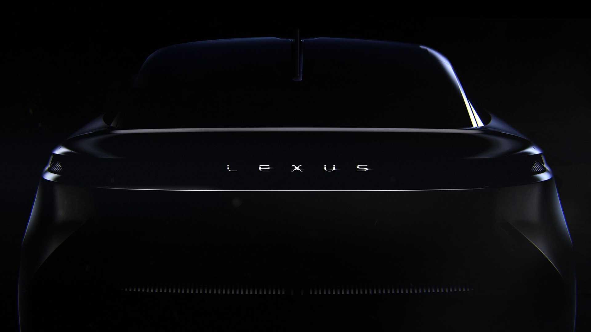 Lexus: Μας δείχνει το μέλλον με ένα ηλεκτρικό SUV
