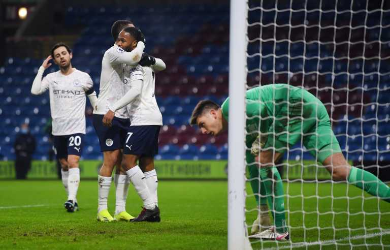Premier League: Έπιασε «13άρι» η Μάντσεστερ Σίτι και «πάτησε» ξανά στην κορυφή (video)