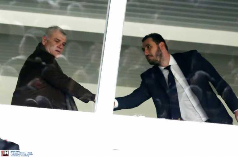 ΑΕΚ: Ο Μελισσανίδης έκανε δεκτή την παραίτηση Λυσάνδρου