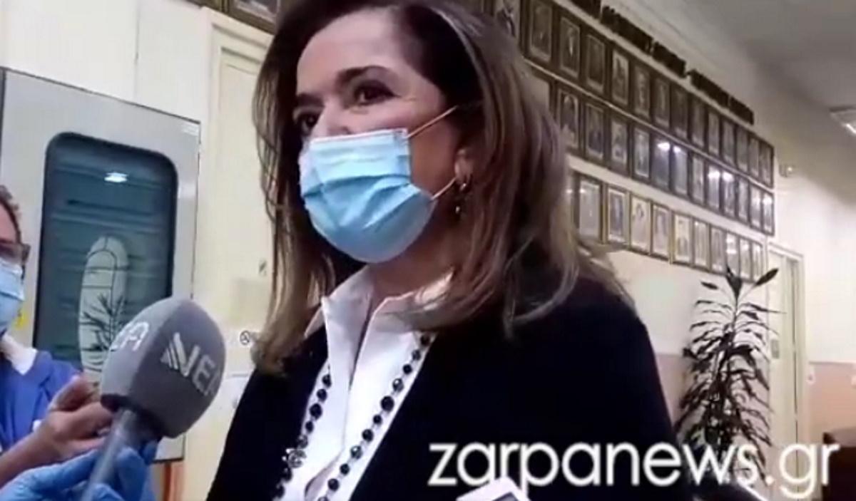 Ντόρα Μπακογιάννη για Ικαρία: Αυτοί που είχαν την ευθύνη να προστατεύσουν τον πρωθυπουργό δεν το έκαναν