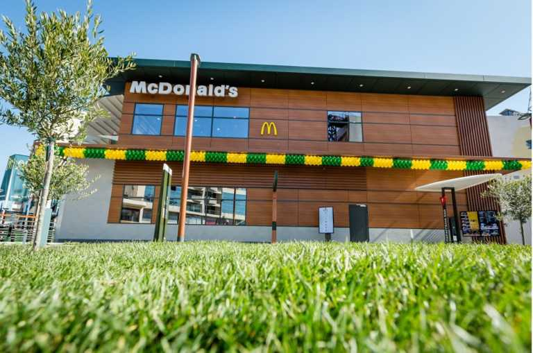 Premier Capital: Επένδυσε 1,7 εκατ. ευρώ για το 25ο McDonald' s στο Ίλιον