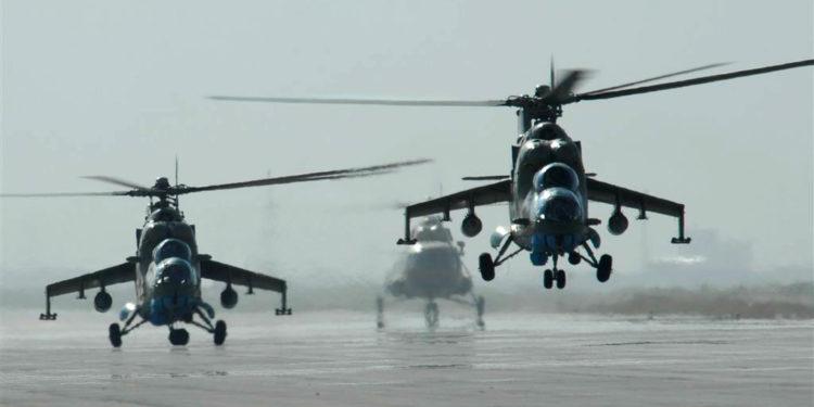 Συναγερμός στη Συρία: Πληροφορίες για συντριβή ελικοπτέρου Mi-35 – Τι απαντά η Μόσχα