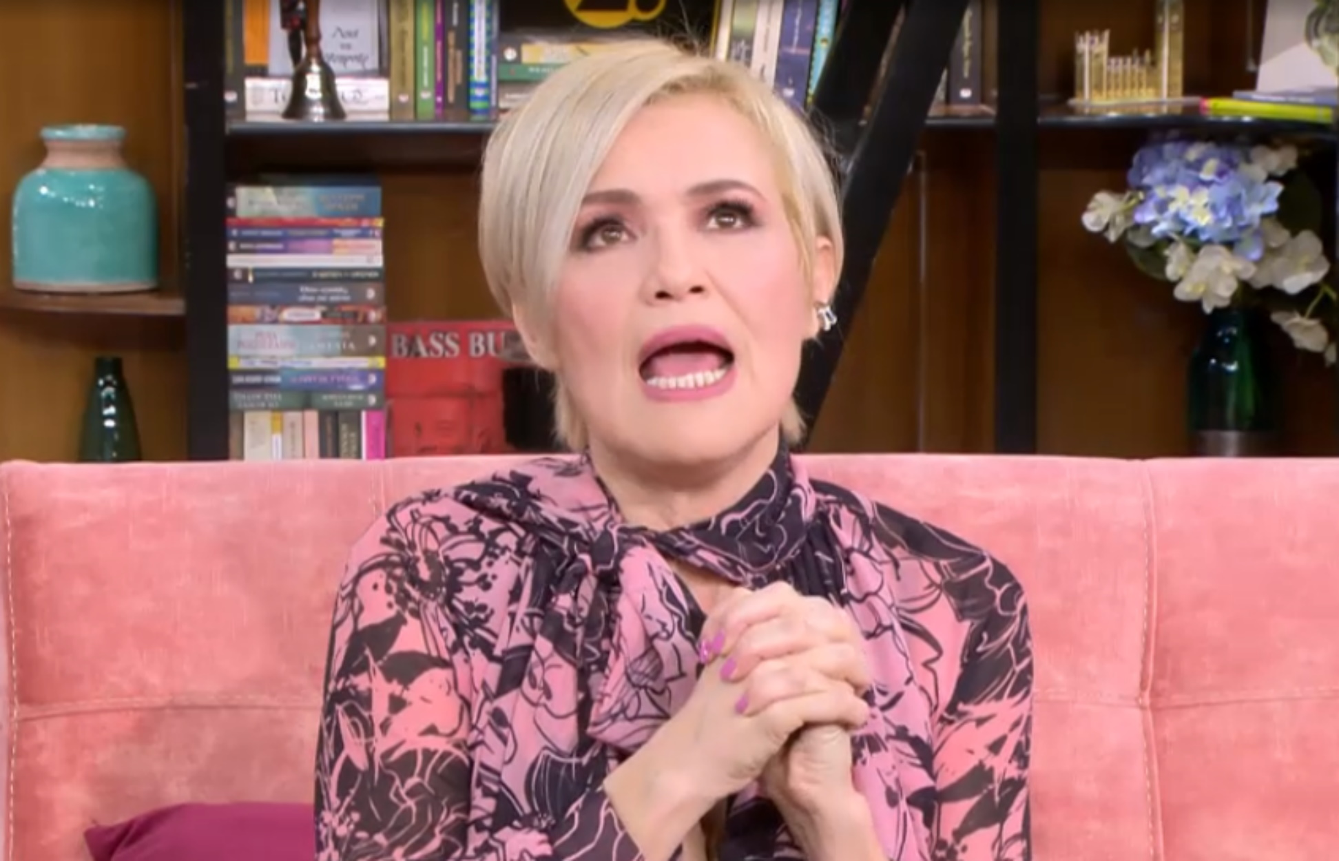 Χείμαρρος η Κωνσταντίνα Μιχαήλ: Ξέραμε, ακούγαμε, είχαμε συνηθίσει από την παθογένεια (video)