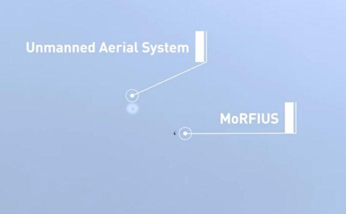 MoRFIUS: Αυτό είναι το όπλο που αποκάλυψαν οι ΗΠΑ για να καταρρίπτουν εχθρικά drones [vid]