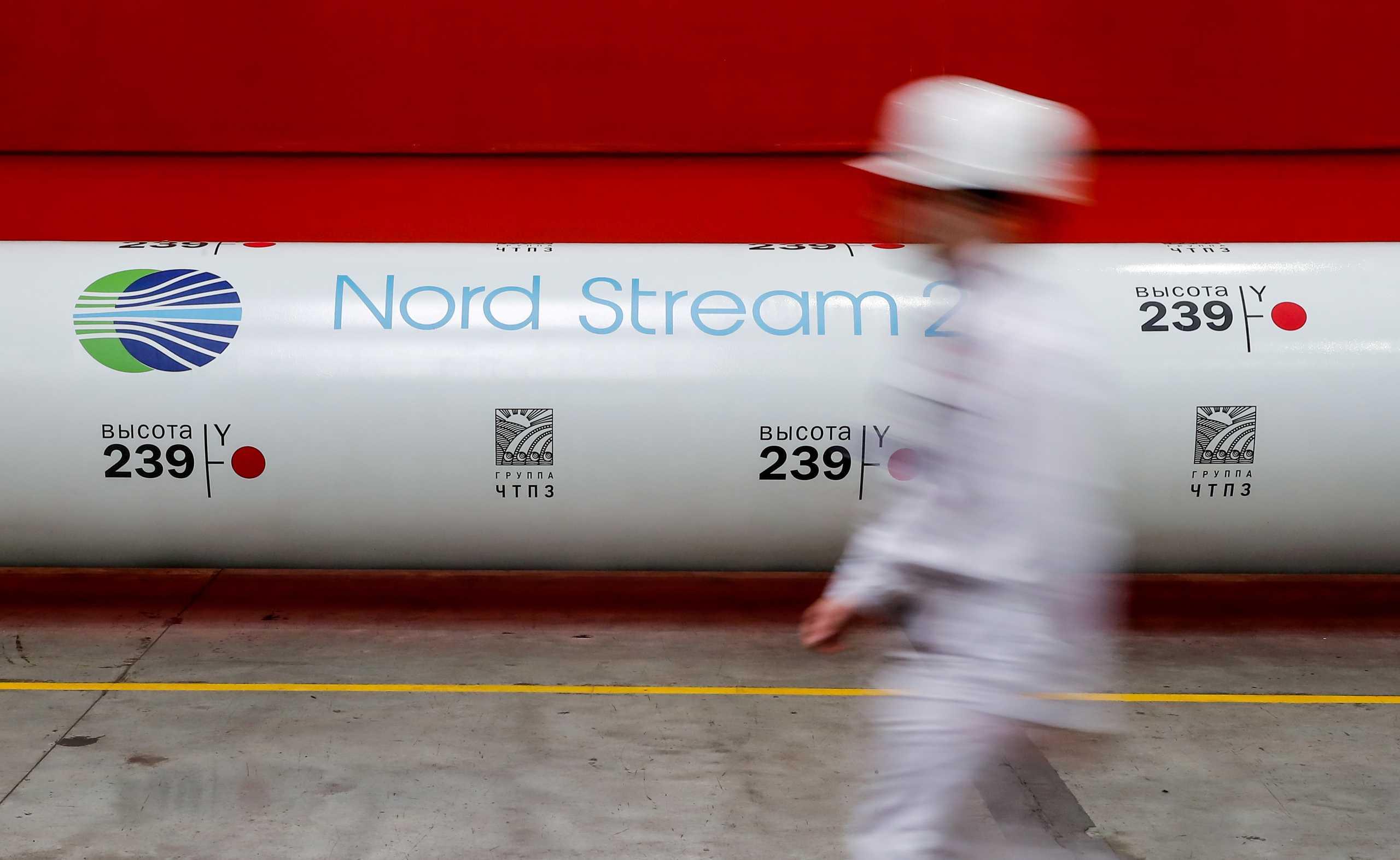 State Department: Οι ευρωπαϊκές εταιρείες αποσύρονται από το έργο του αγωγού Nord Stream -2