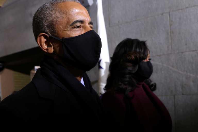 Μπαράκ Ομπάμα και Μπρους Σπρίνγκστιν ενώνουν τις δυνάμεις τους για μια νέα σειρά podcast στο Spotify