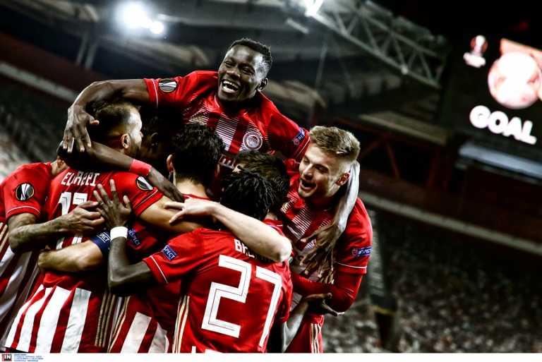 Αϊντχόφεν – Ολυμπιακός: «Σφραγίζει» την πρόκρισης στους «16» του Europa League