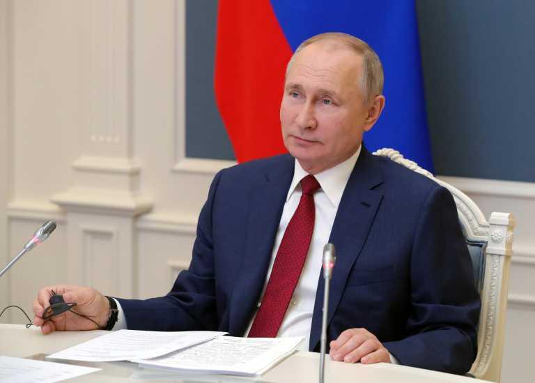 Ρωσία Πούτιν