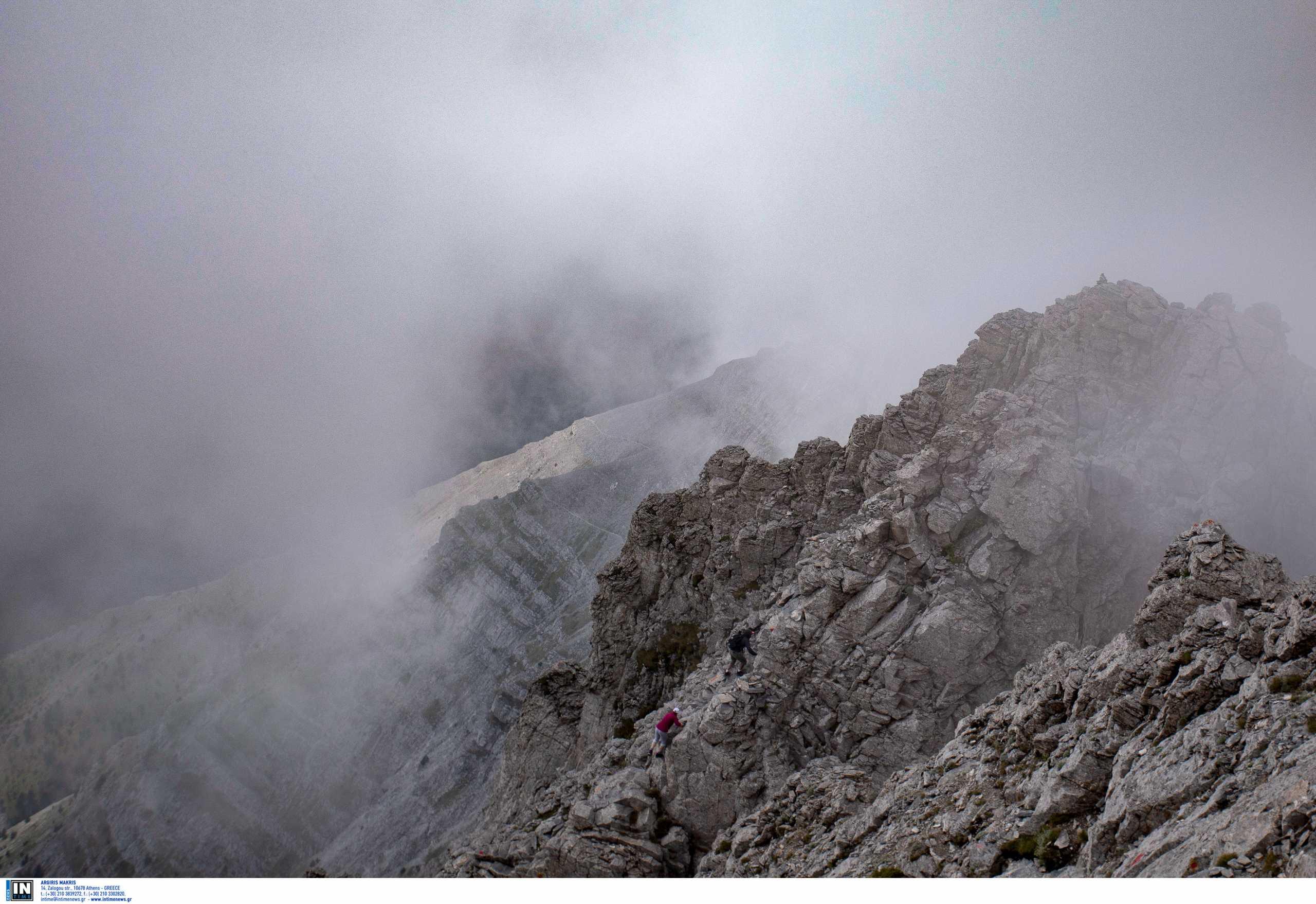 Όλυμπος: «Σβήνουν» οι ελπίδες για τον ορειβάτη που χάθηκε στις 3 Ιουλίου