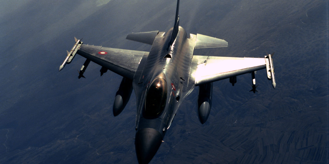 """Απίστευτο σκηνικό στο Αιγαίο – Τουρκικά F-16 προσπάθησαν να """"αιφνιδιάσουν"""" ελληνικά μαχητικά και """"έφαγαν άκυρο""""!"""