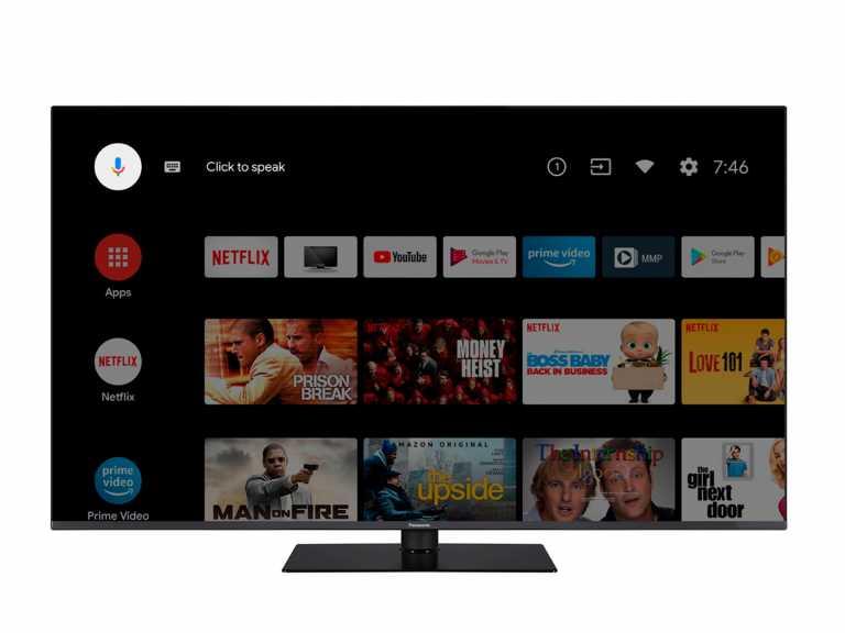 Οι πρώτες PANASONIC Android TV αποκλειστικά σε ΓΕΡΜΑΝΟ και COSMOTE