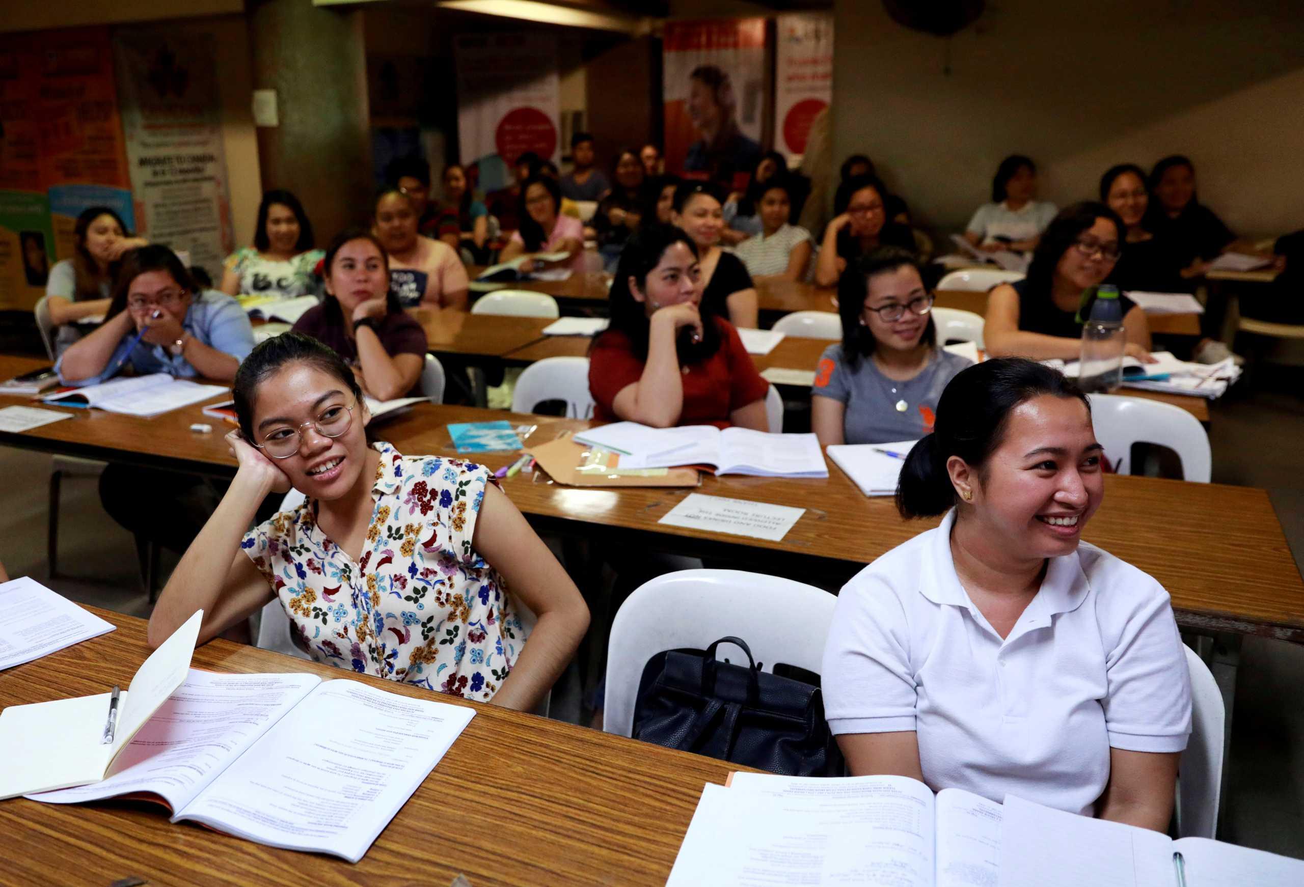 Φιλιππίνες: Ανταλλάσσουν νοσηλευτικό προσωπικό με εμβόλια για τον κορονοϊό