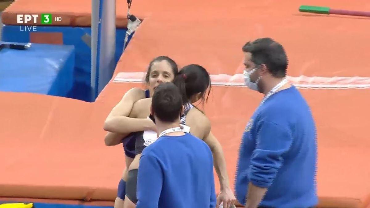 Η Πόλακ νίκησε την Στεφανίδη και ανέβηκε στην κορυφή στο Πανελλήνιο πρωτάθλημα (video)