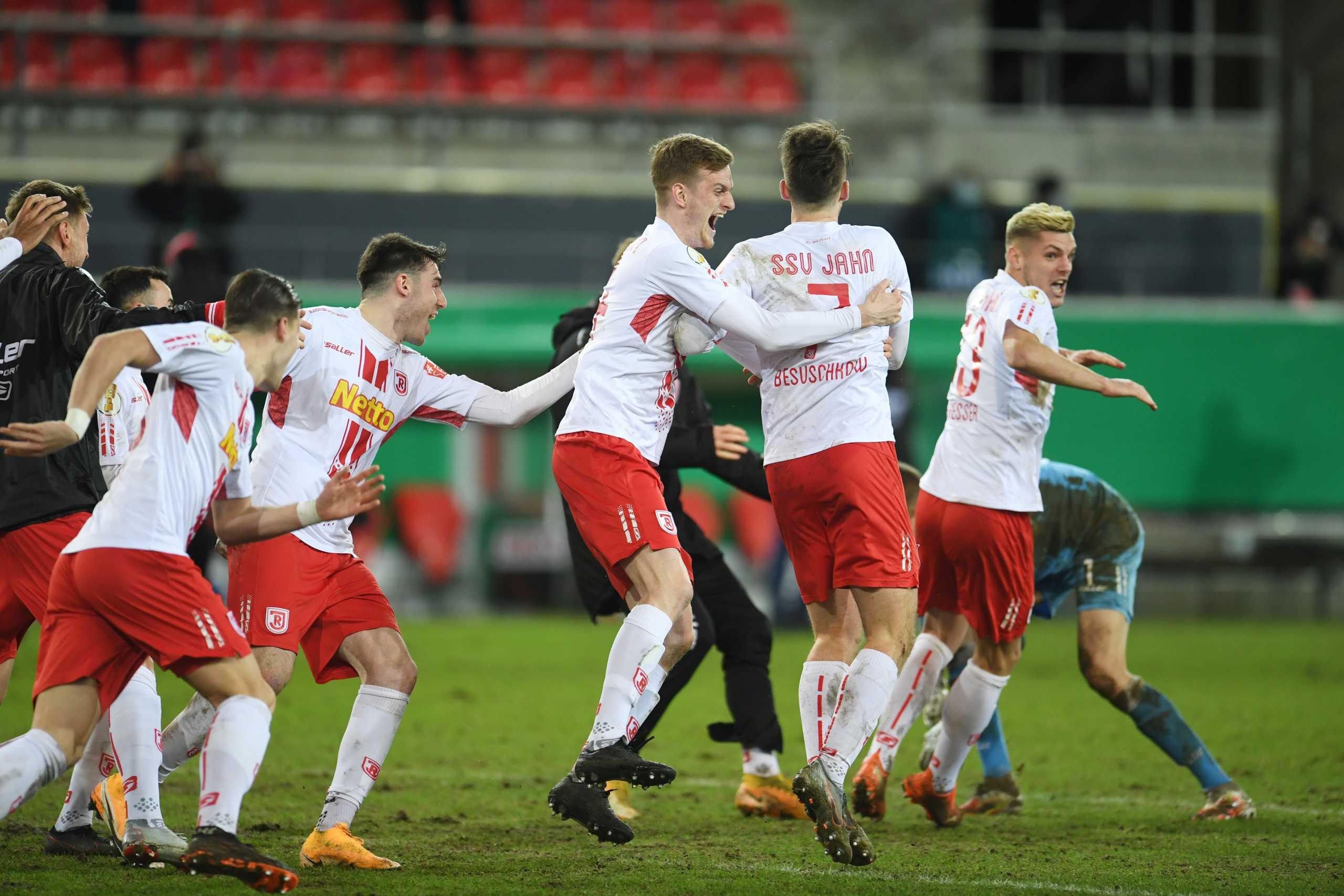 Κύπελλο Γερμανίας: Η άσημη Ρέγκενσμπρουκ έβγαλε νοκ άουτ την Κολωνία του Λημνιού