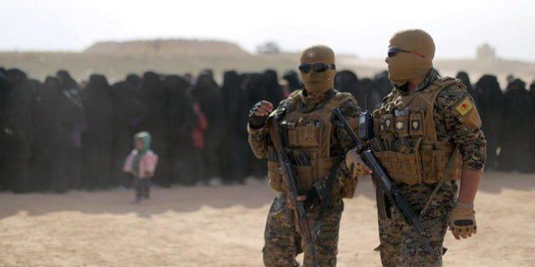 ΗΠΑ: Θα συνεχίσουμε τη συνεργασία με τους Kούρδους των SDF