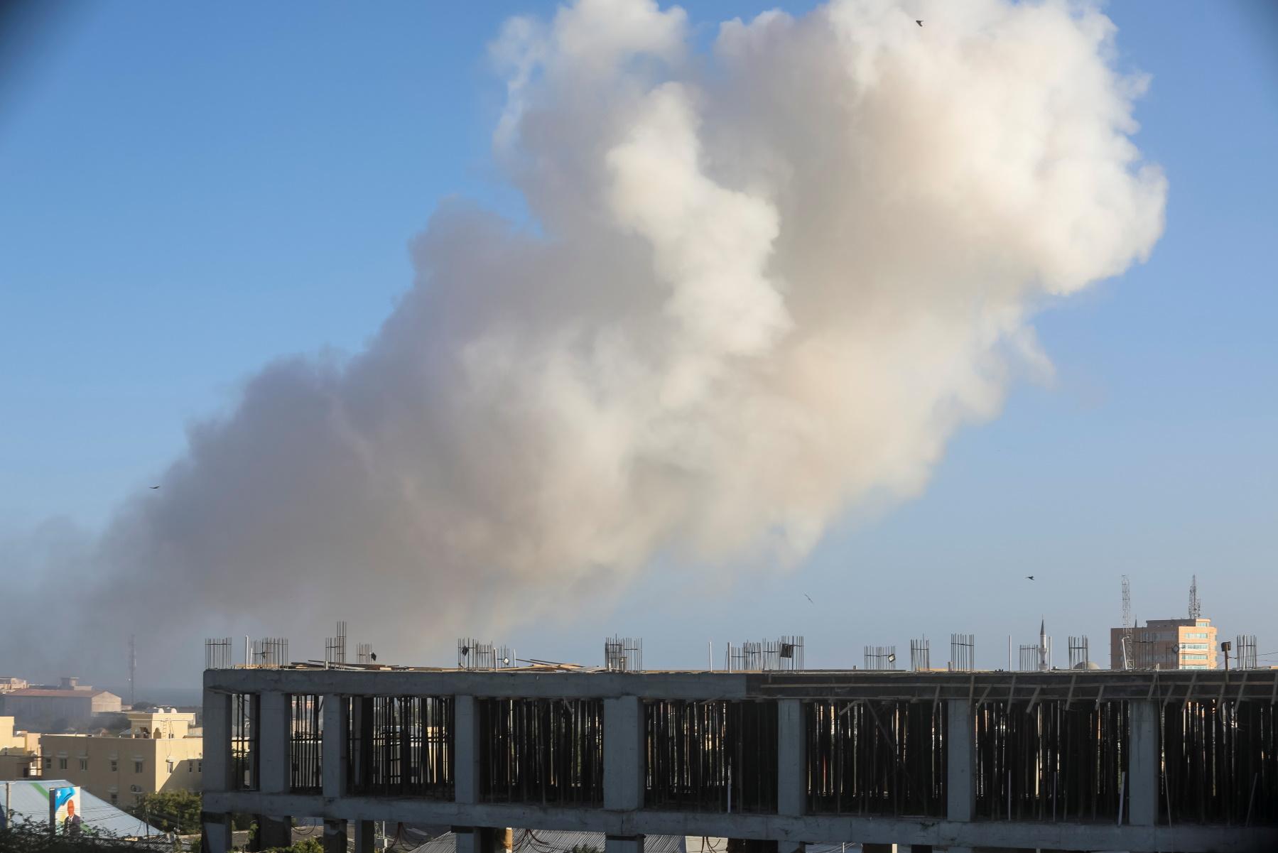 Σομαλία: 12 μυστικοί πράκτορες σκοτώθηκαν από έκρηξη βόμβας της «Αλ Σαμπάμπ»
