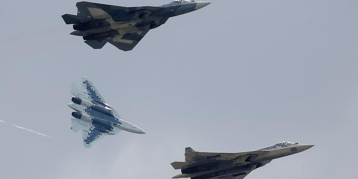 Su-57: Η Ρωσία θα παρουσιάσει νέα έκδοση του stealth μαχητικού αποκλειστικά για εξαγωγές!