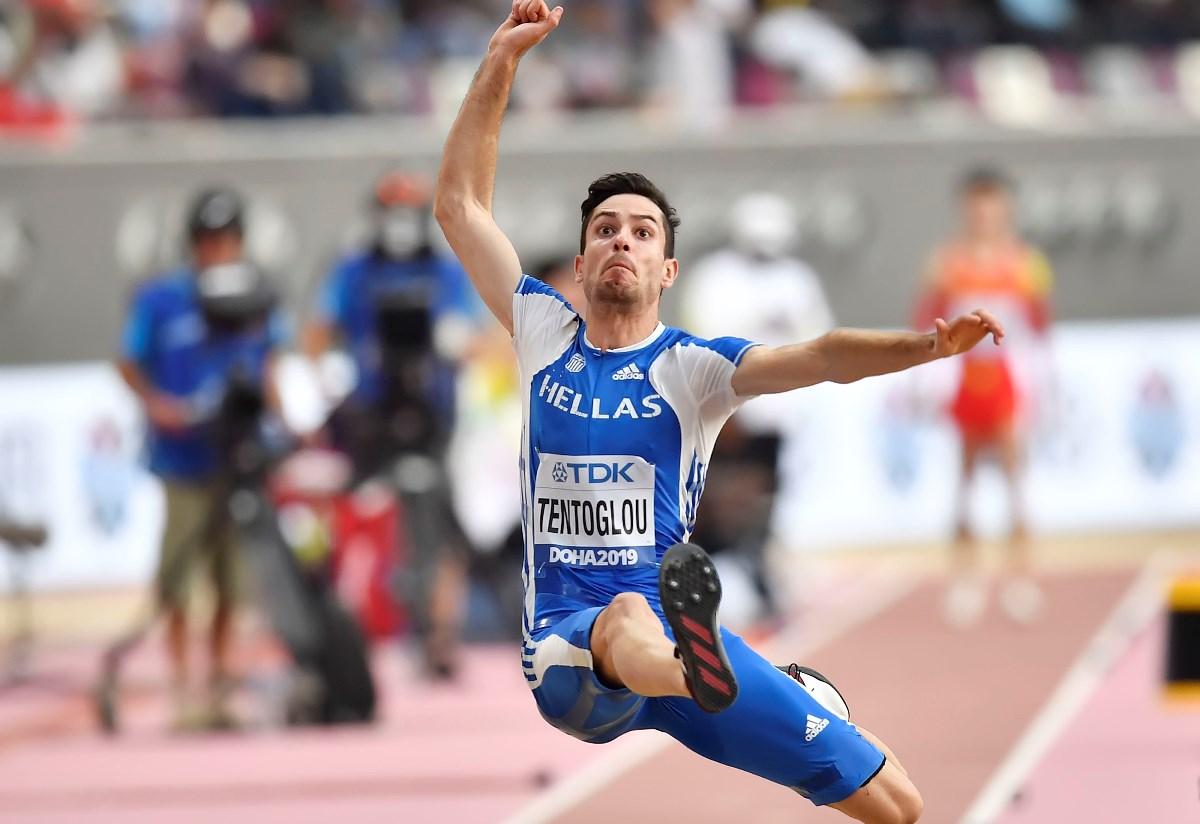 «Πέταξε» ο Τεντόγλου, έκανε τη δεύτερη καλύτερη επίδοση στον κόσμο