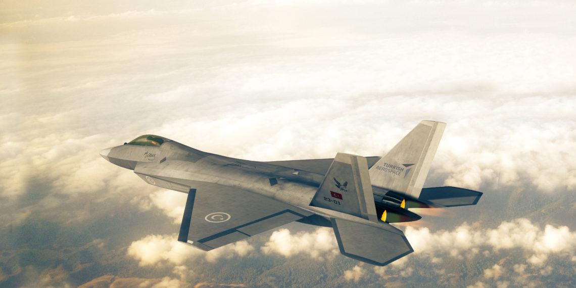 TF-X: Η Τουρκία «ποντάρει» σε εγχώριας κατασκευής κινητήρα για να σώσει το μαχητικό της