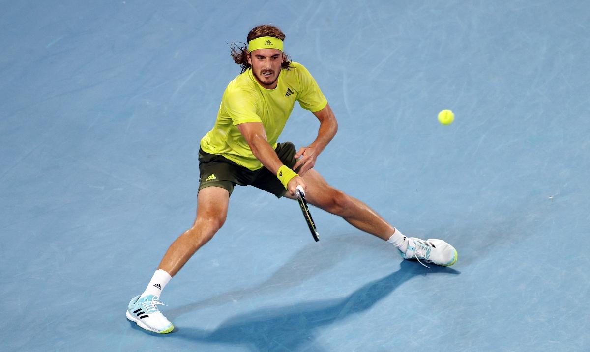 Τσιτσιπάς: Αυτoί είναι οι αντίπαλοι προς τον ιστορικό τίτλο στο Australian Open