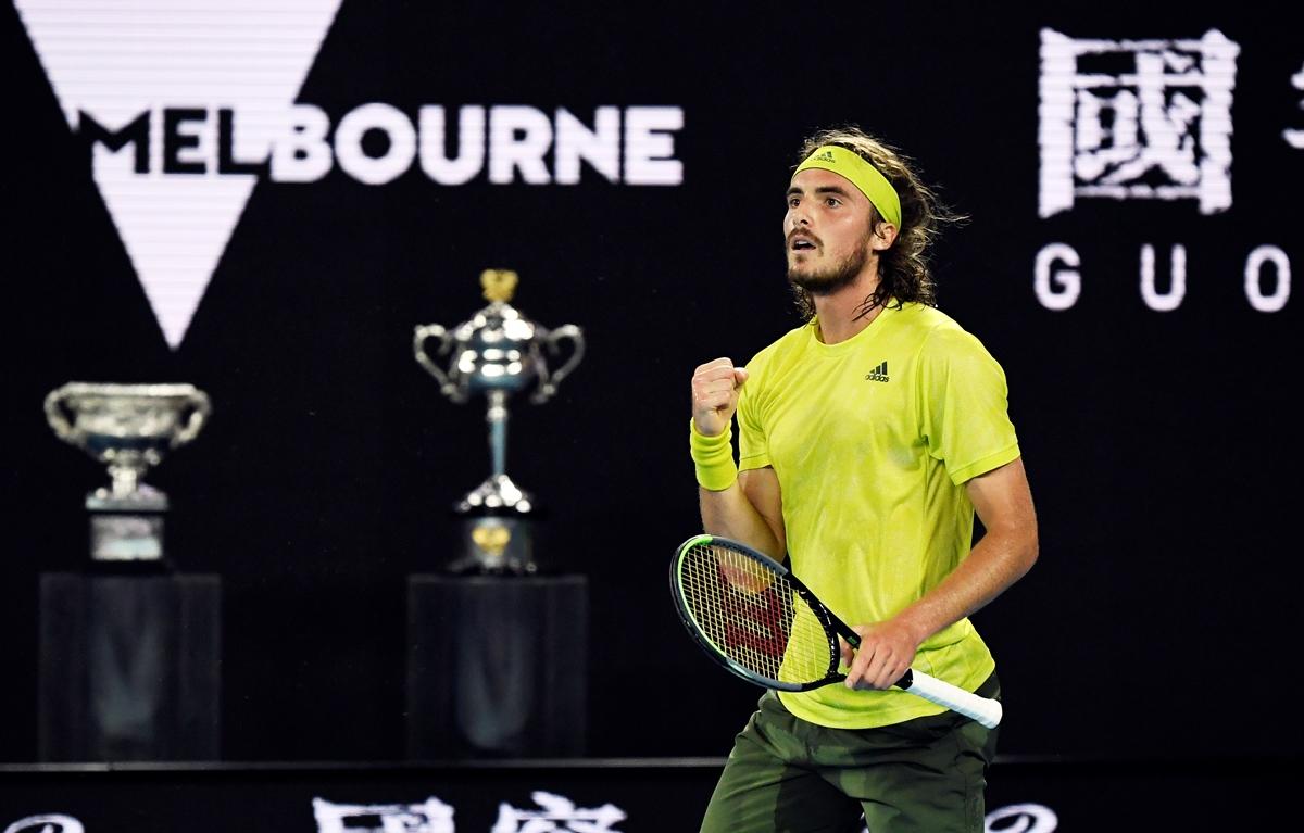 Τσιτσιπάς – Ναδάλ: Επική ανατροπή στο Australian Open, δάμασε τον «ταύρο» και πέρασε στα ημιτελικά