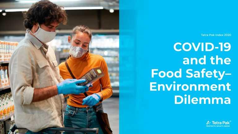 Έρευνα Tetra Pak: Αυξήθηκε η ανησυχία των καταναλωτών για την ασφάλεια τροφίμων εξαιτίας του κορονοϊού